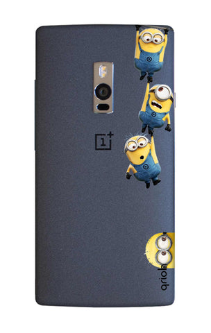 Falling Minions OnePlus 2 Cases & Covers Online