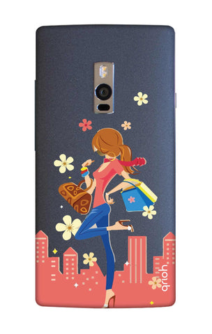 Shopping Girl OnePlus 2 Cases & Covers Online