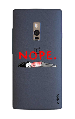 Nope OnePlus 2 Cases & Covers Online