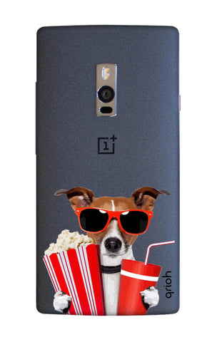 Dog Watching 3D Movie OnePlus 2 Cases & Covers Online