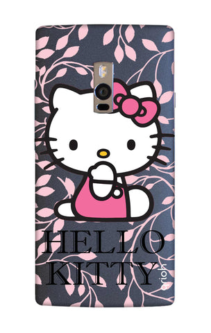 Hello Kitty Floral OnePlus 2 Cases & Covers Online