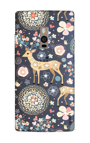 Bling Deer OnePlus 2 Cases & Covers Online
