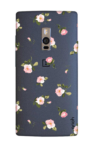 Pink Rose All Over OnePlus 2 Cases & Covers Online
