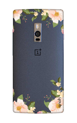 Flower In Corner OnePlus 2 Cases & Covers Online