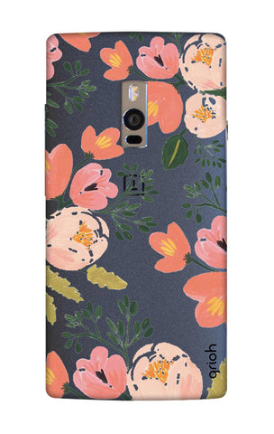 Painted Flora OnePlus 2 Cases & Covers Online