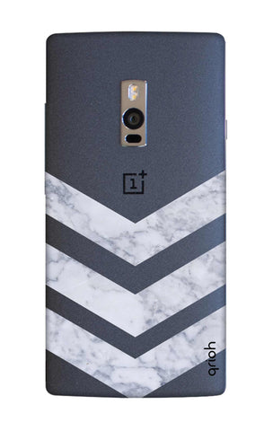 Marble Chevron OnePlus 2 Cases & Covers Online