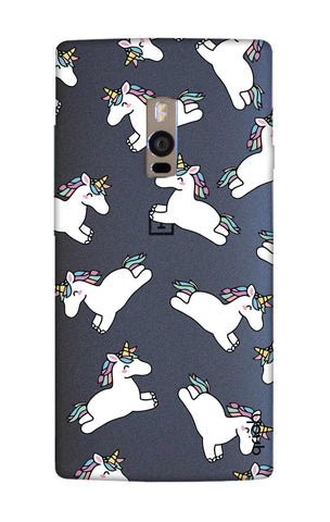 Jumping Unicorns OnePlus 2 Cases & Covers Online