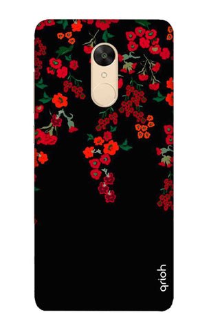 Floral Deco Redmi Note 5 Cases & Covers Online