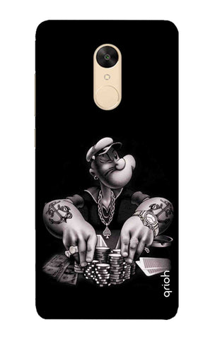 Rich Man Redmi Note 5 Cases & Covers Online