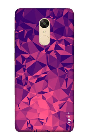 Purple Diamond Redmi Note 5 Cases & Covers Online