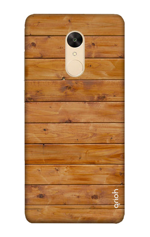 Natural Wood Redmi Note 5 Cases & Covers Online