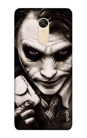 Why So Serious Redmi Note 5 Cases & Covers Online