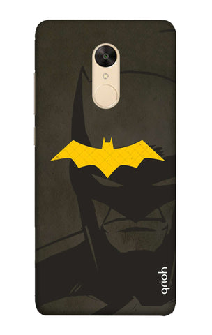 Batman Mystery Redmi Note 5 Cases & Covers Online