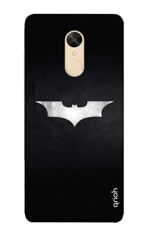 Grunge Dark Knight Redmi Note 5 Cases & Covers Online