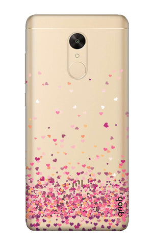 Cluster Of Hearts Redmi Note 5 Cases & Covers Online