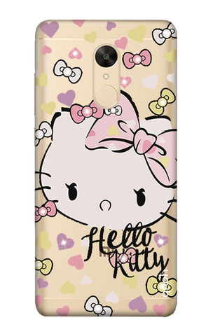 Bling Kitty Redmi Note 5 Cases & Covers Online