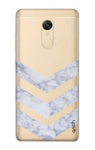 Marble Chevron Redmi Note 5 Cases & Covers Online