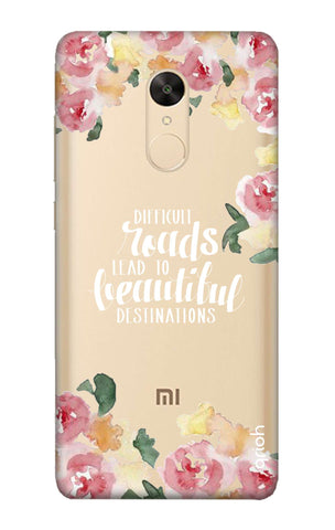Beautiful Destinations Redmi Note 5 Cases & Covers Online