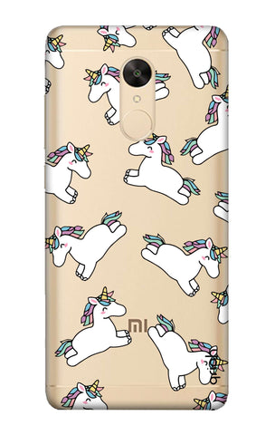 Jumping Unicorns Redmi Note 5 Cases & Covers Online