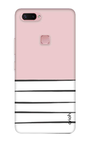 Horizontal Stripe Vivo X20 Plus Cases & Covers Online
