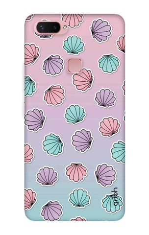 Gradient Flowers Vivo X20 Plus Cases & Covers Online