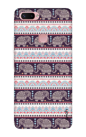 Elephant Pattern Vivo X20 Plus Cases & Covers Online