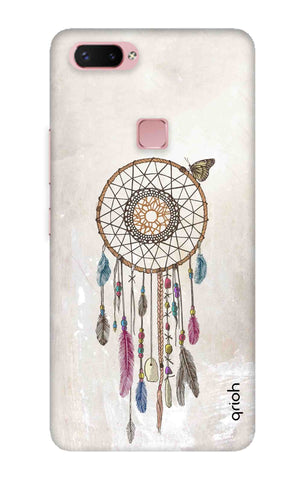 Butterfly Dream Catcher Vivo X20 Plus Cases & Covers Online