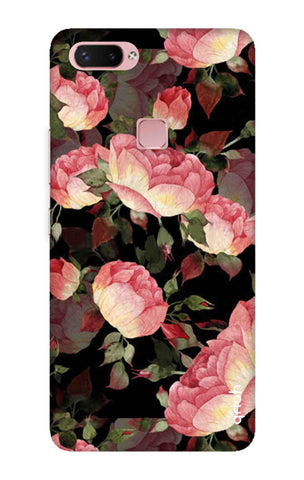 Watercolor Roses Vivo X20 Plus Cases & Covers Online