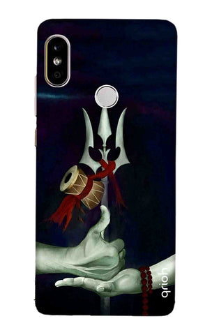 Shiva Mudra Redmi Note 5 Pro Cases & Covers Online