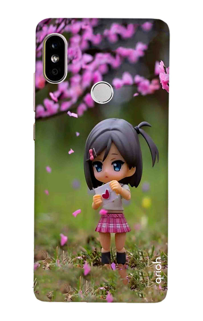 sports shoes 851c6 32191 Cute Girl Case for Redmi Note 5 Pro