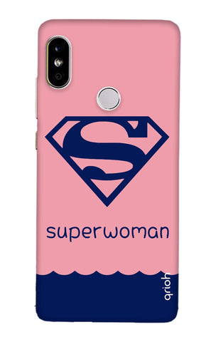 Be a Superwoman Redmi Note 5 Pro Cases & Covers Online