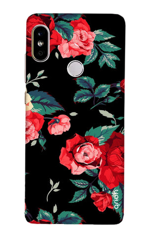 Wild Flowers Redmi Note 5 Pro Cases & Covers Online