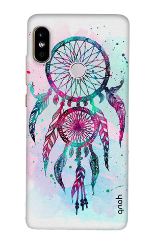 Dreamcatcher Feather Redmi Note 5 Pro Cases & Covers Online