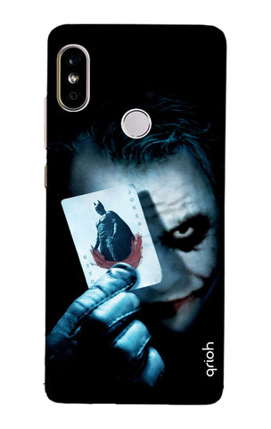 Joker Hunt Redmi Note 5 Pro Cases & Covers Online