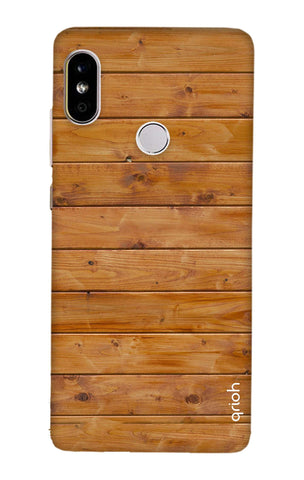 sale retailer f7bfe 96163 Natural Wood Case for Redmi Note 5 Pro