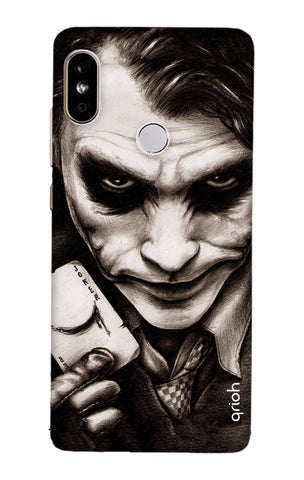 Why So Serious Redmi Note 5 Pro Cases & Covers Online