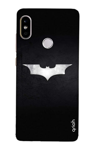 Grunge Dark Knight Redmi Note 5 Pro Cases & Covers Online
