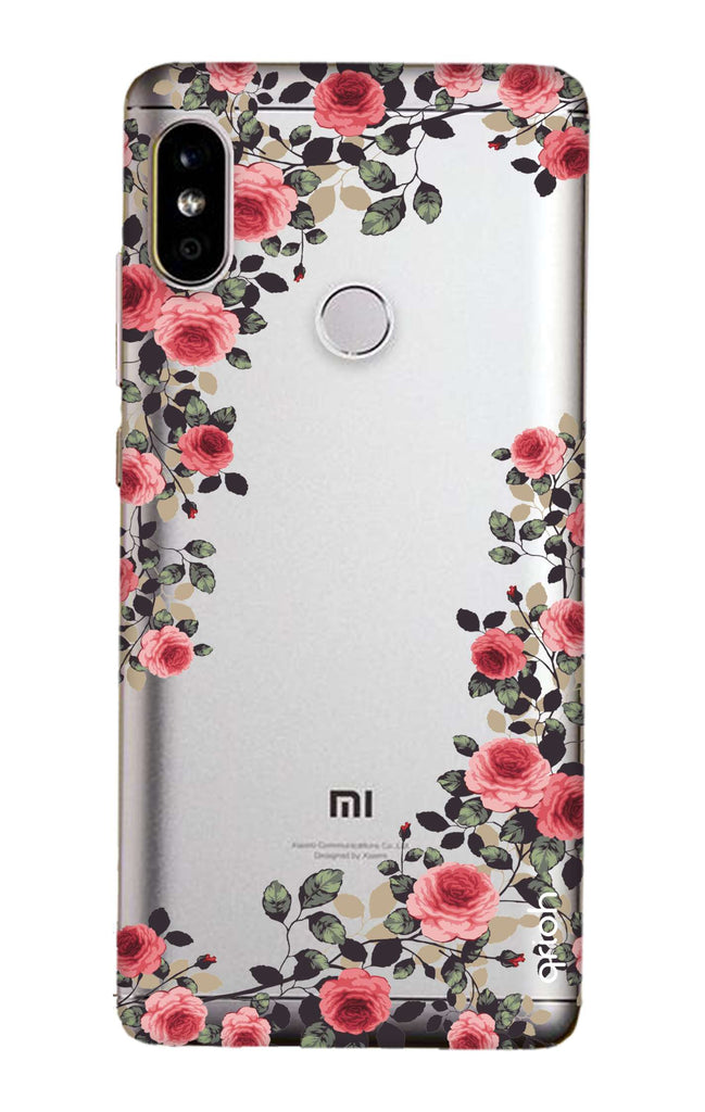 newest c8cc5 75af3 Floral French Case for Redmi Note 5 Pro