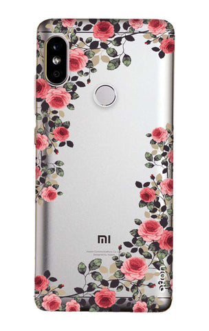newest 62382 00449 Floral French Case for Redmi Note 5 Pro