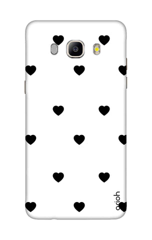 Black Heart Samsung ON8 Cases & Covers Online