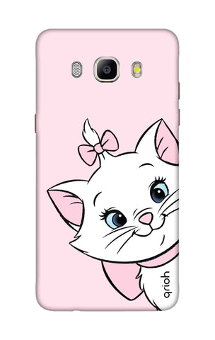 Cute Kitty Samsung ON8 Cases & Covers Online