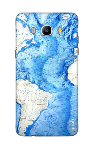 World Map Samsung ON8 Cases & Covers Online