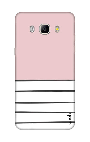 Horizontal Stripe Samsung ON8 Cases & Covers Online
