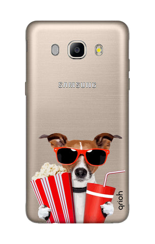 Dog Watching 3D Movie Samsung ON8 Cases & Covers Online