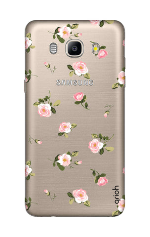 Pink Rose All Over Samsung ON8 Cases & Covers Online
