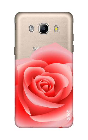 Peach Rose Samsung ON8 Cases & Covers Online