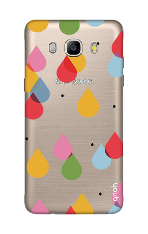 Colourful Drops Samsung ON8 Cases & Covers Online
