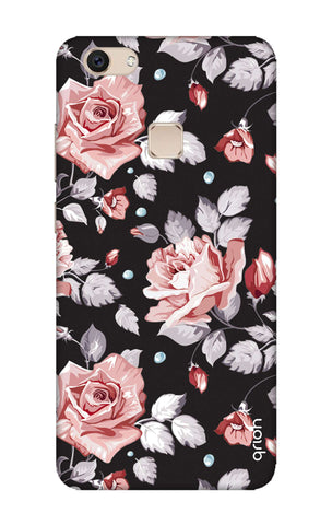Shabby Chic Floral Vivo V7 Cases & Covers Online