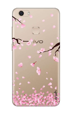 Spring Flower Vivo V7 Cases & Covers Online
