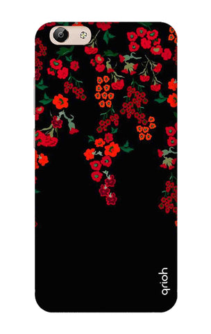 Floral Deco Vivo Y69 Cases & Covers Online